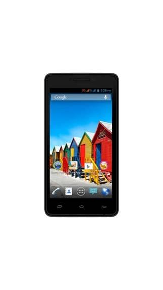 Micromax Canvas Fun A76 4 GB Black Mobile