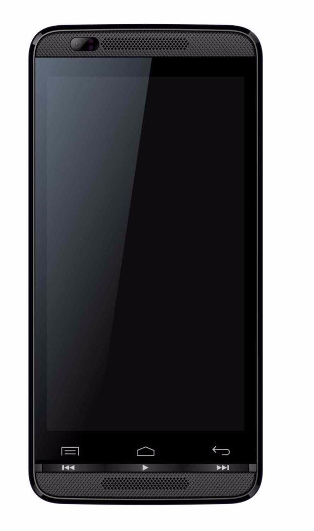 Micromax AD4500 4 GB Grey Mobile