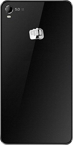 Micromax Canvas Fire 2 A104 4 GB Black Gold Mobile