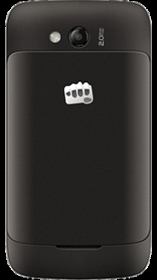 Micromax Bolt A065 (Micromax A065) 4GB Black Mobile