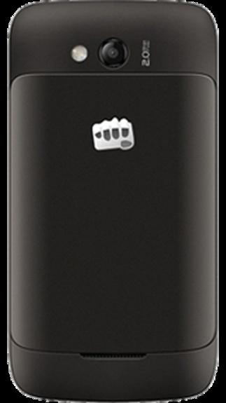 Micromax Bolt A065 (Micromax A065) 4GB Black Mobile