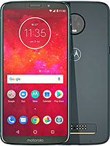 Moto Z3 Play Mobile