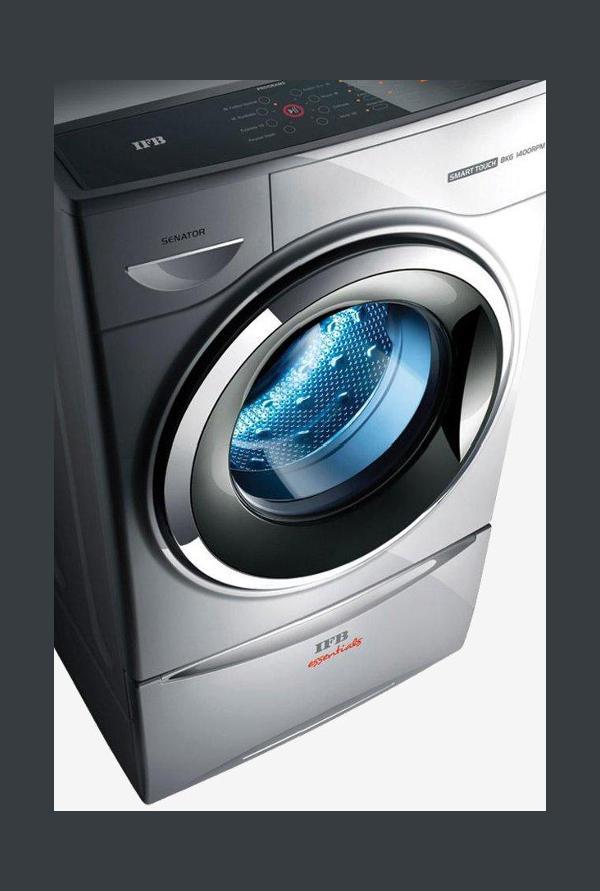 IFB 8Kg Fully Automatic Washing Machine (Senator Smart Touch)