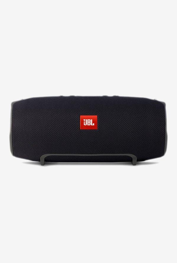 JBL Xtreme Splashproof Wireless Portable Bluetooth Speaker, Black