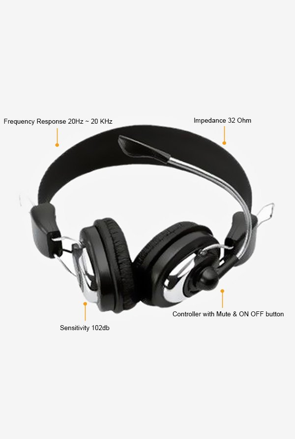 Circle Concerto 201 Over the Ear Headset