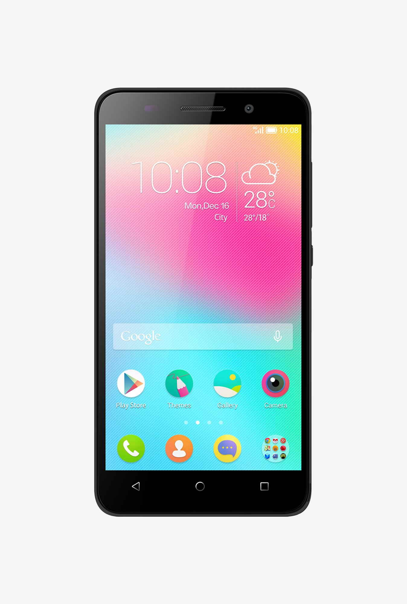 Honor 4X 8GB Black Mobile