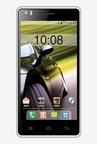 Intex Aqua Speed HD 8GB Silver Mobile