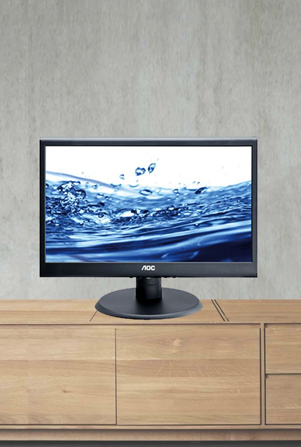 AOC 24 inch WIDE LED E2450SWH Monitor