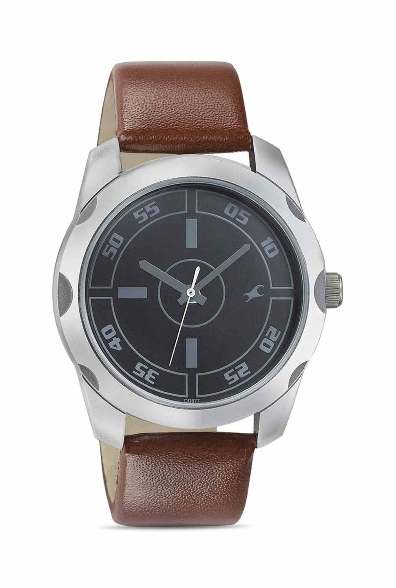 Fastrack 3123SL03 Bare Basics Analog Men's Watch