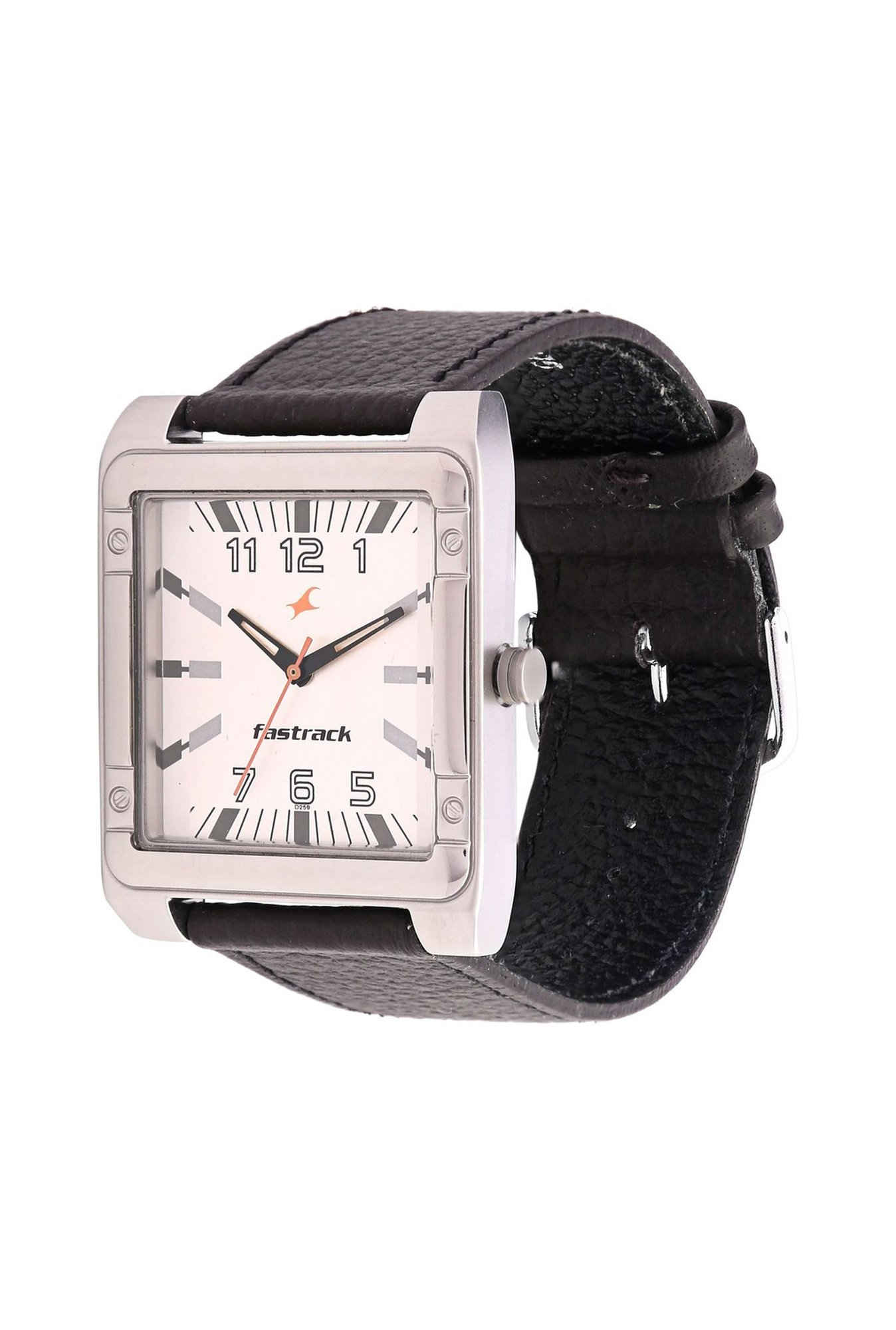 Fastrack NG3040SL01C Economy Analog White Dial Men's Watch