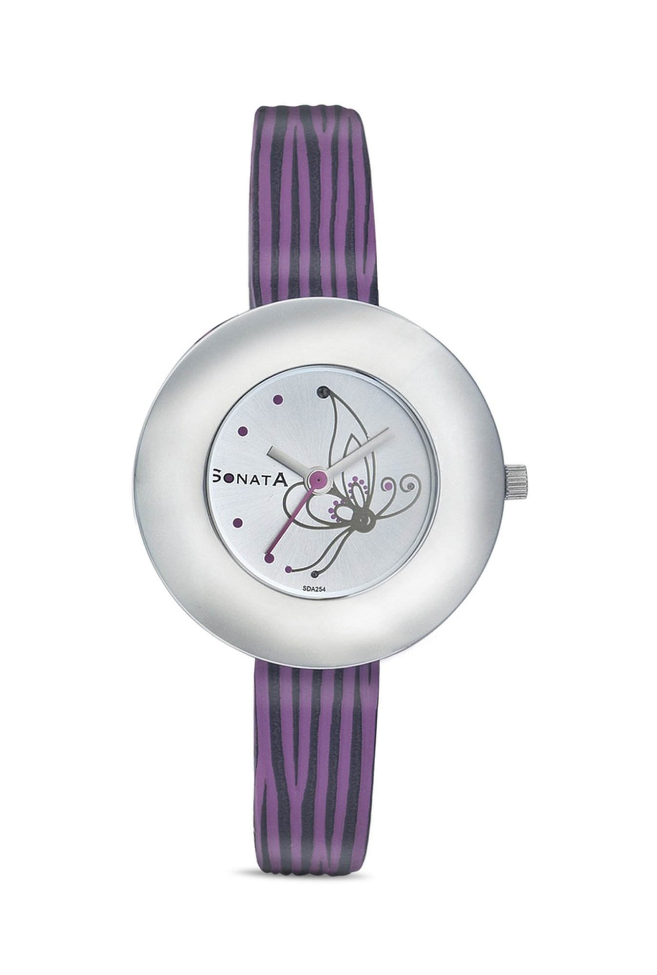 Sonata 8959SL02A Analog Multi Color Dial Women's Watch (8959SL02A)