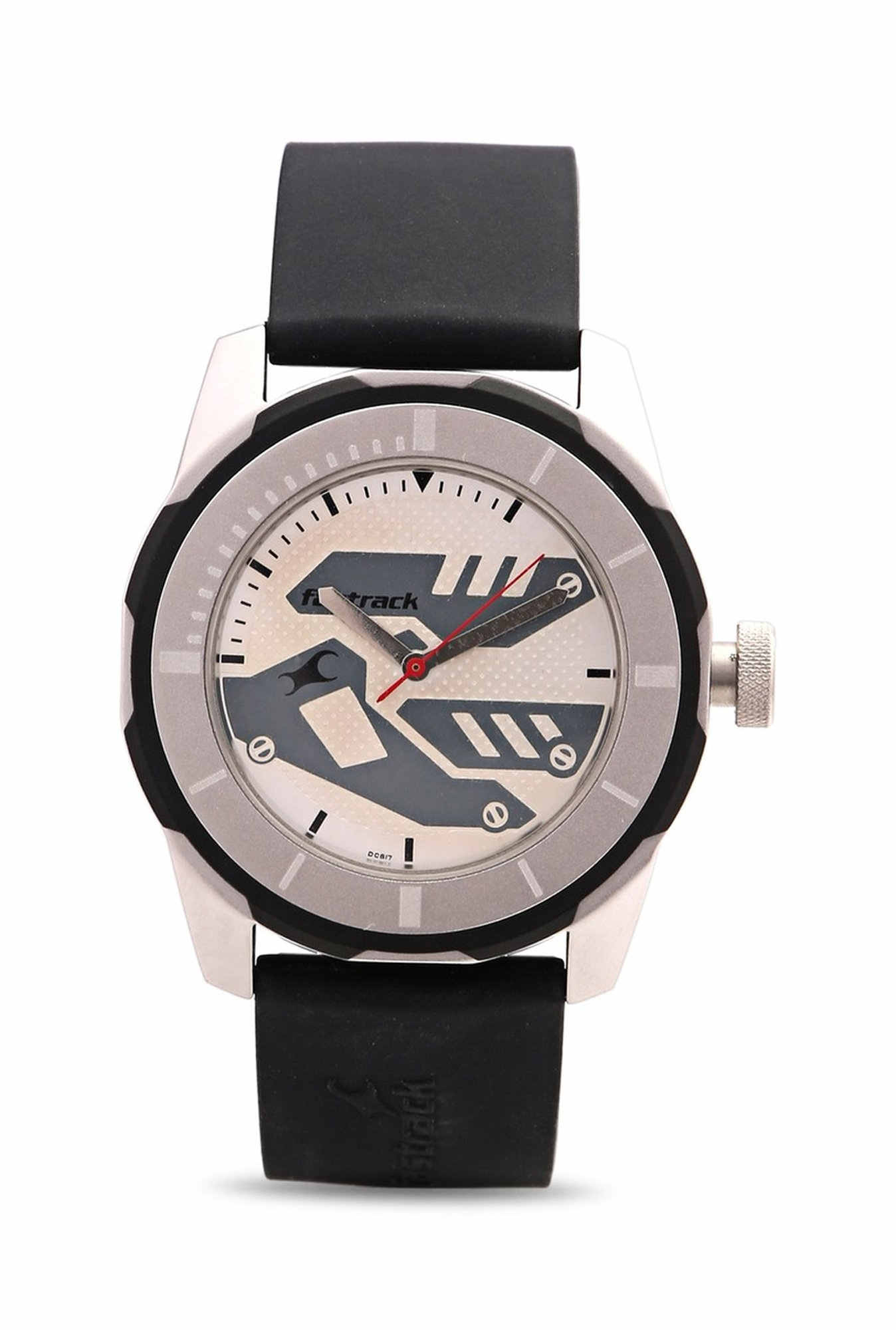 Fastrack 3099SP01 Analog Multi Color Dial Men's Watch (3099SP01)