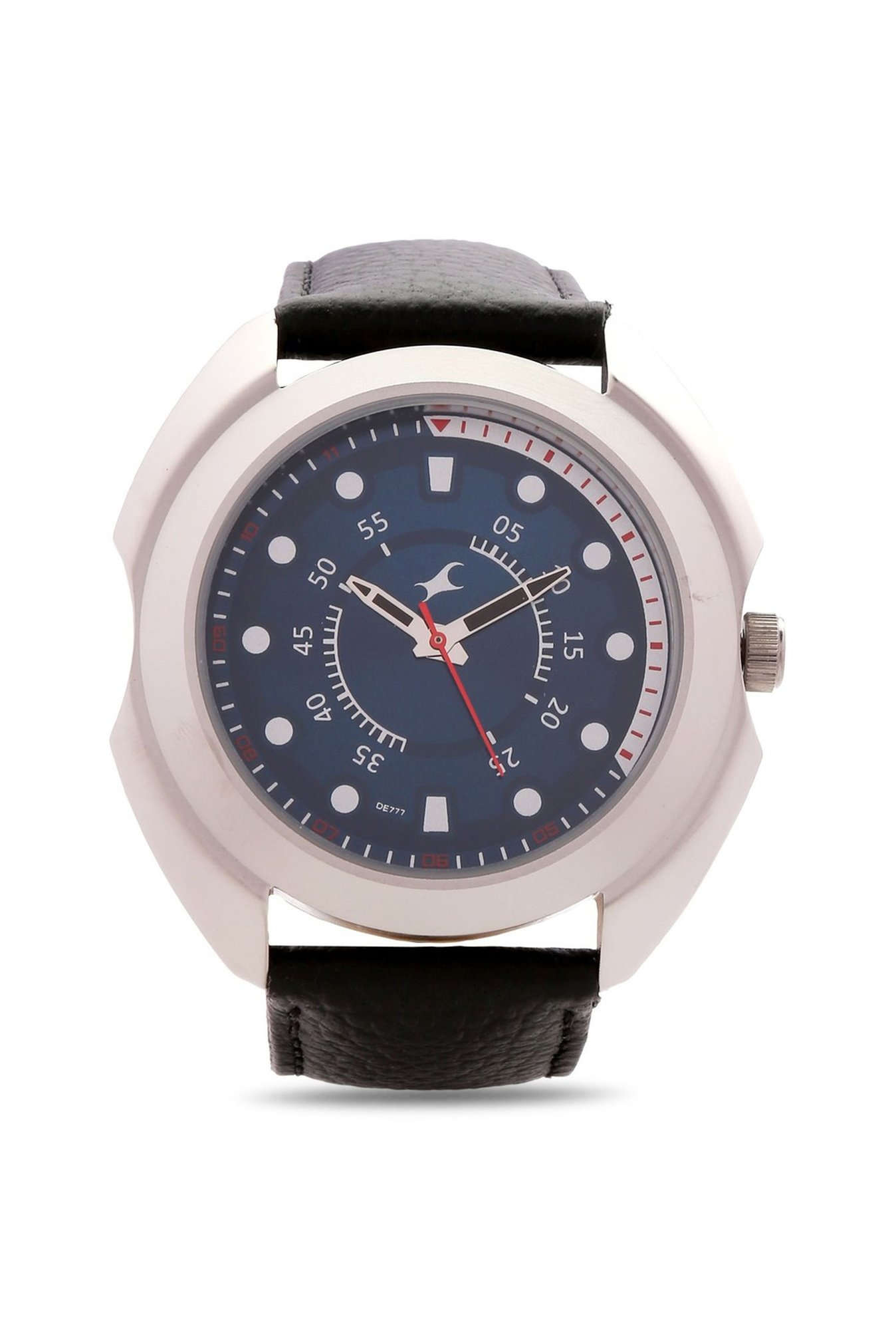 Fastrack 3117SL04 Analog Blue Dial Men's Watch (3117SL04)