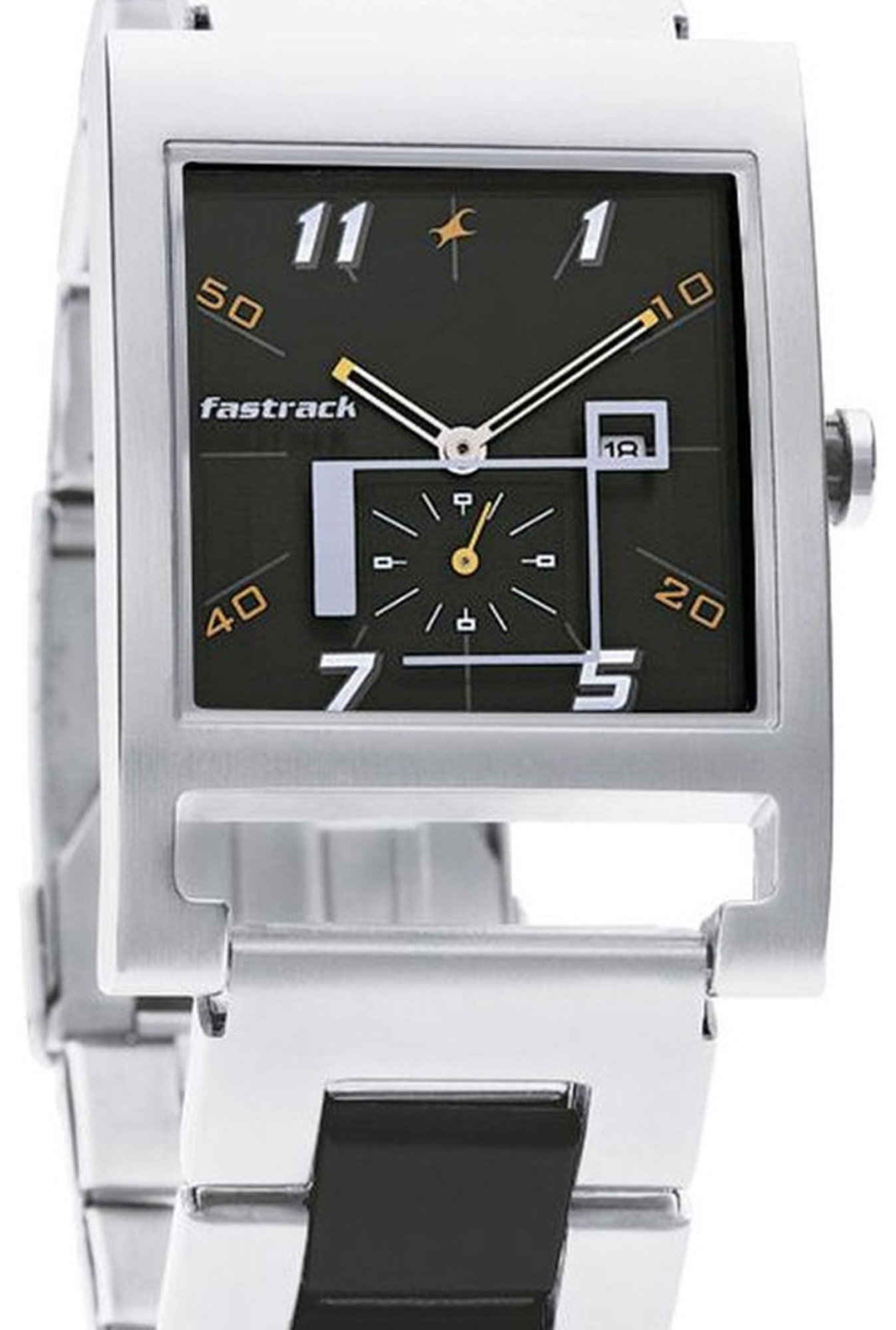 Fastrack NG1478SM01 Party Analog Black Dial Men's Watch