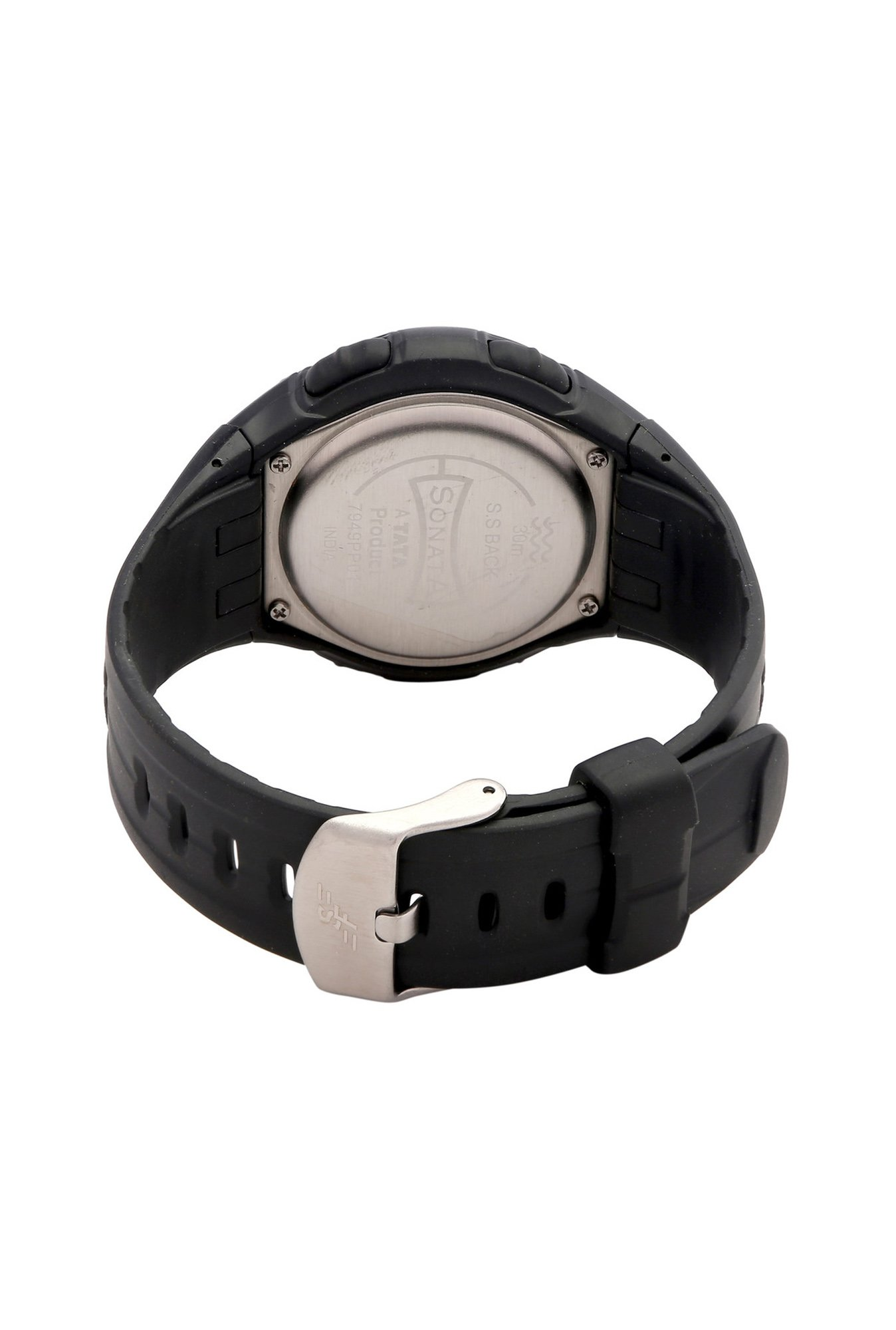 Sonata NH7949PP01J Super Fibre Digital Men's Watch (NH7949PP01J)