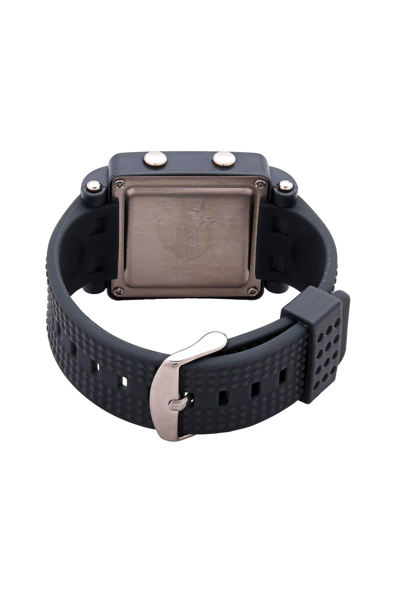 Sonata NH77043PP02 Super Fibre XI Digital Men's Watch (NH77043PP02)