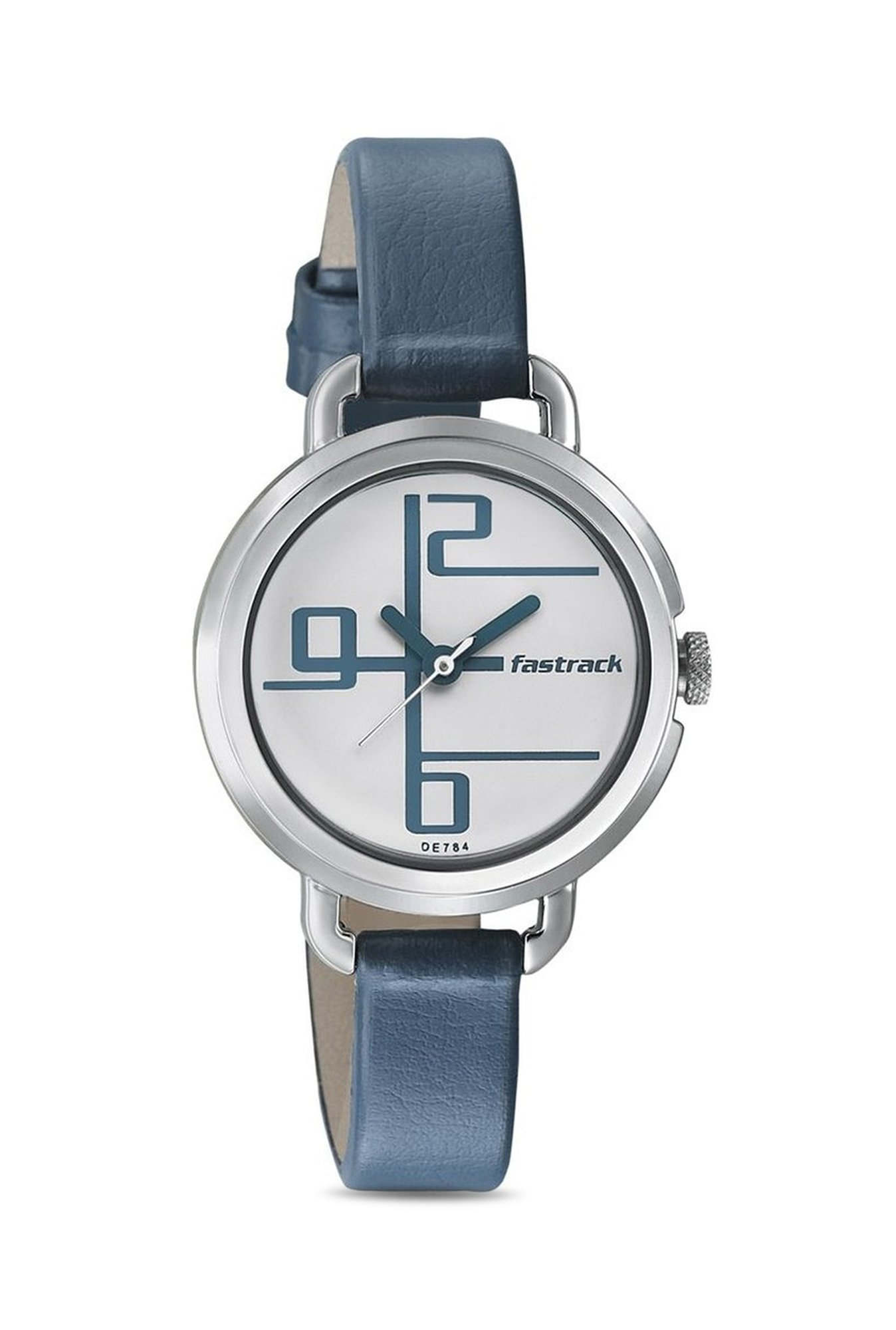 Fastrack NG6123SL01C Storm Analog Women's Watch