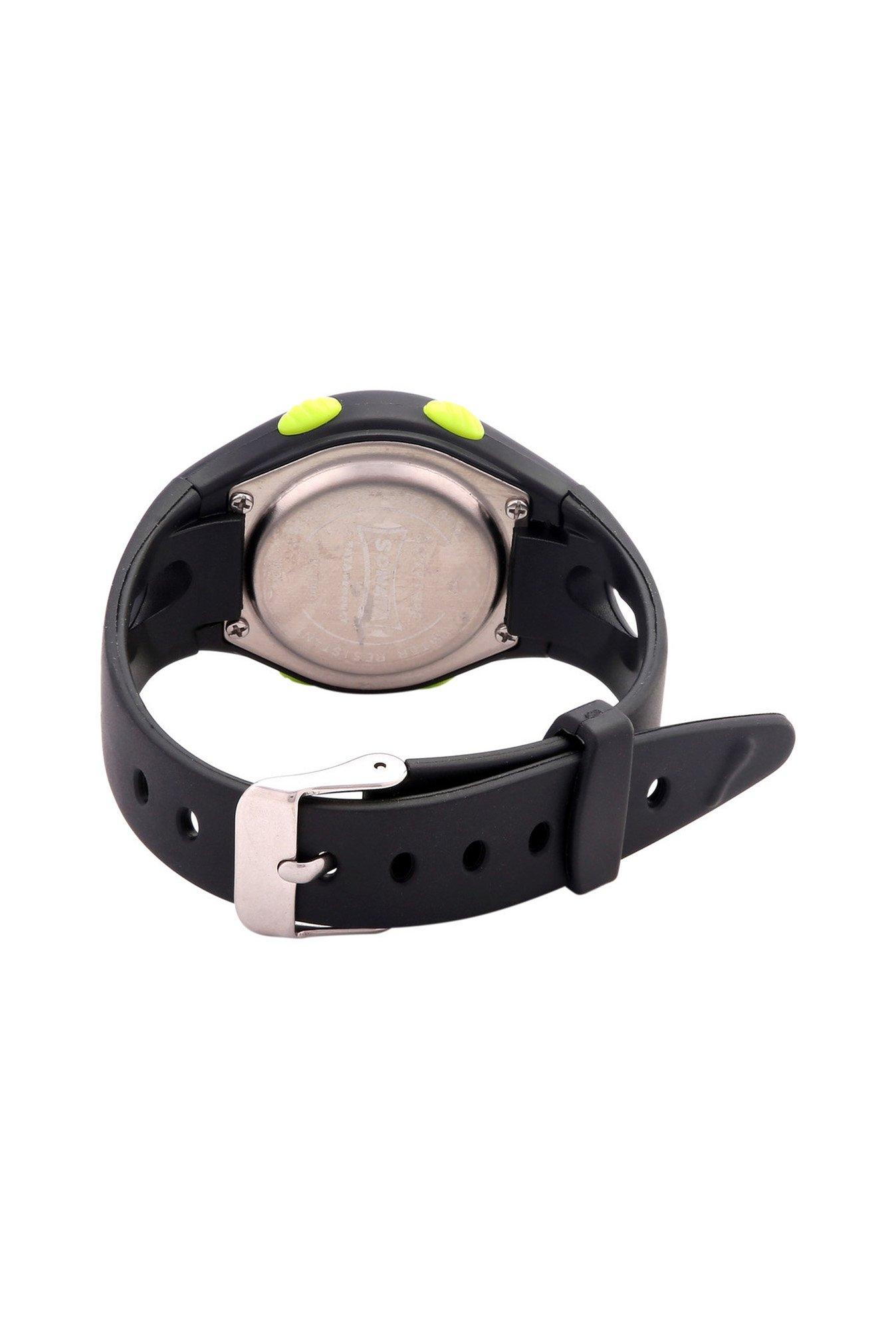 Sonata 87011PP01 Super Fibre Digital Grey Dial Men's Watch (87011PP01)