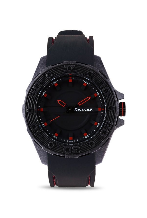 Fastrack 38030PP01J Light Weight Analog Men's Watch (38030PP01J)