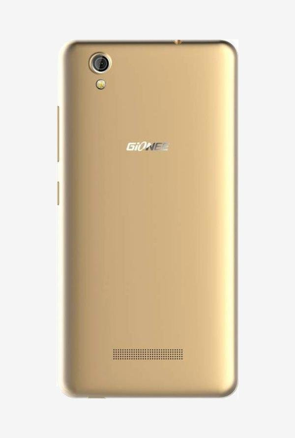 Gionee P5L 16GB Gold Mobile