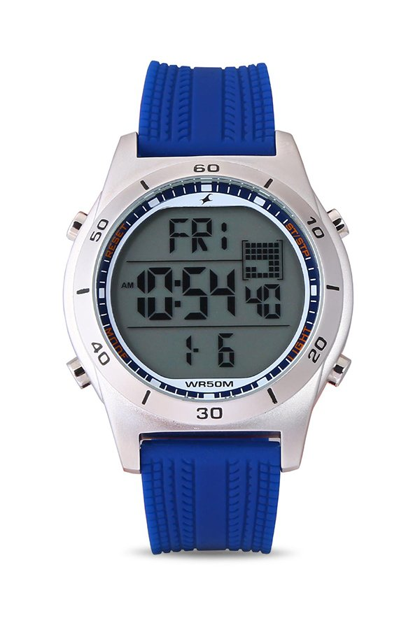 Fastrack 38033SP02J Sports Digital Men's Watch (38033SP02J)