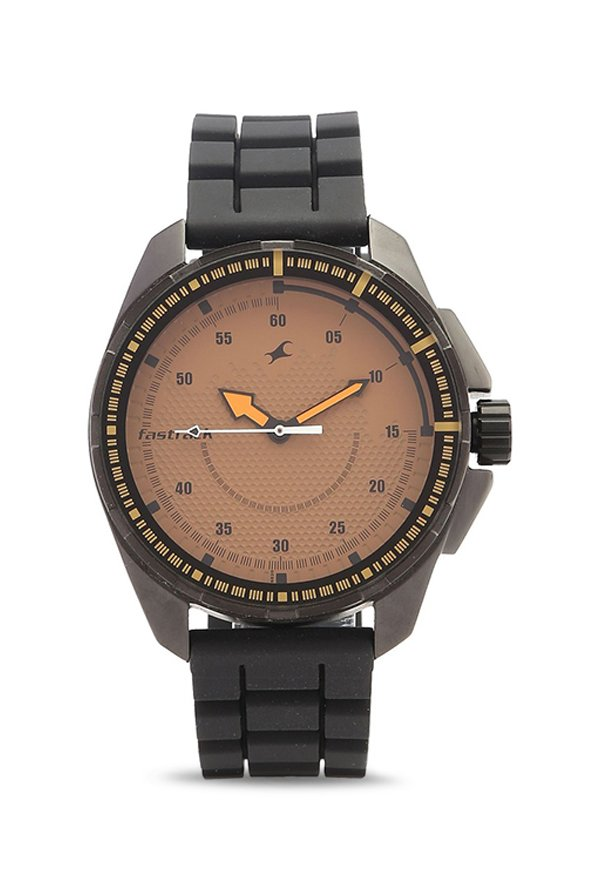 Fastrack NG3084NP01 Commando Analog Men's Watch