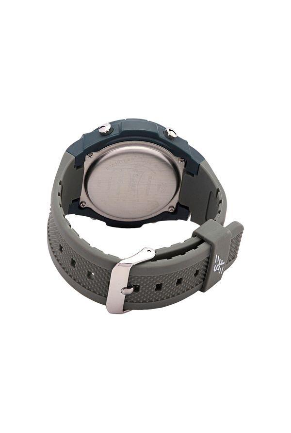 Sonata 77033PP01 Superfibre Digital Grey Dial Men's Watch (77033PP01)