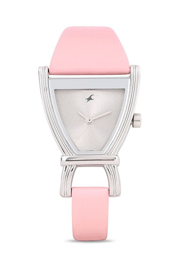 Fastrack NG6095SL02 Analog Women's Watch