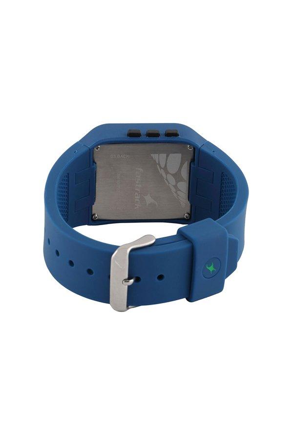 Fastrack 38010PP02 Digital Black Dial Men's Watch