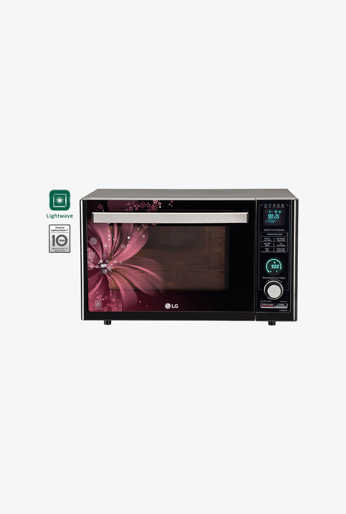 LG MJ3286BRUS 32L Convection Microwave Oven