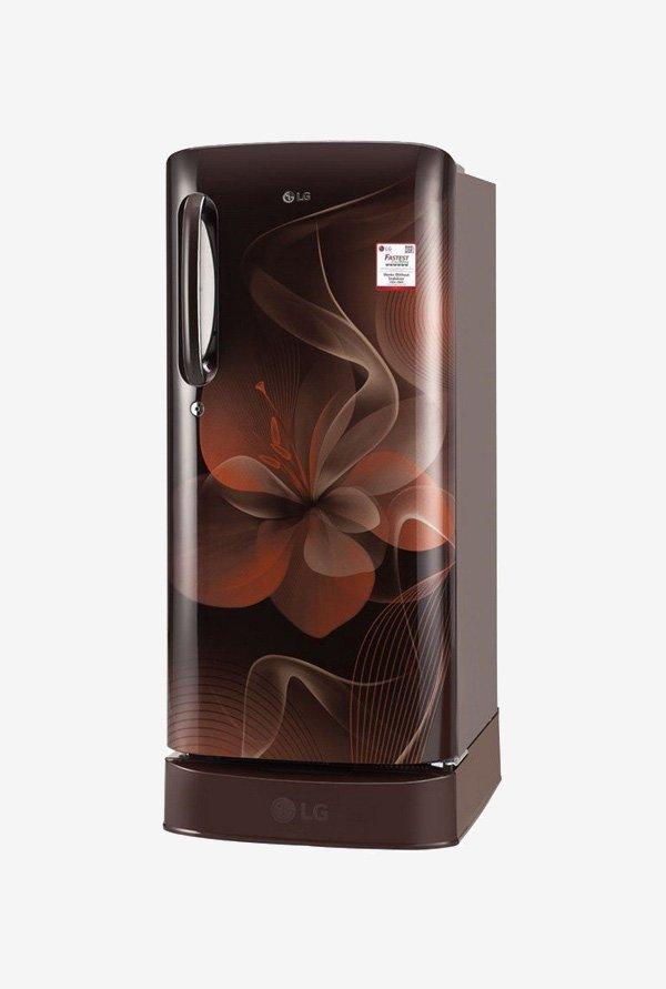 LG GL-D201AHDX/ASDX 190L 4S Single-door Refrigerator, Dazzle