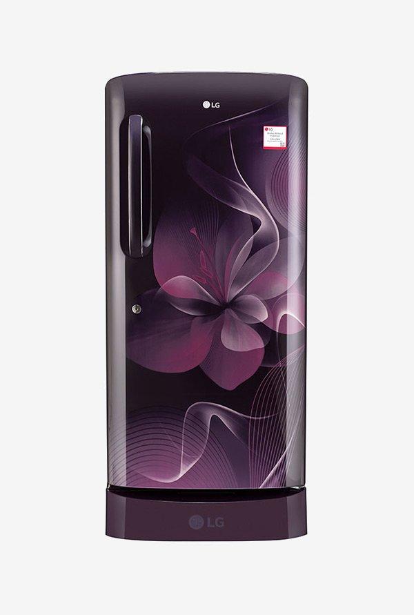 LG GL-D221APDX/ASDX 215L 4S Single-door Refrigerator, Dazzle