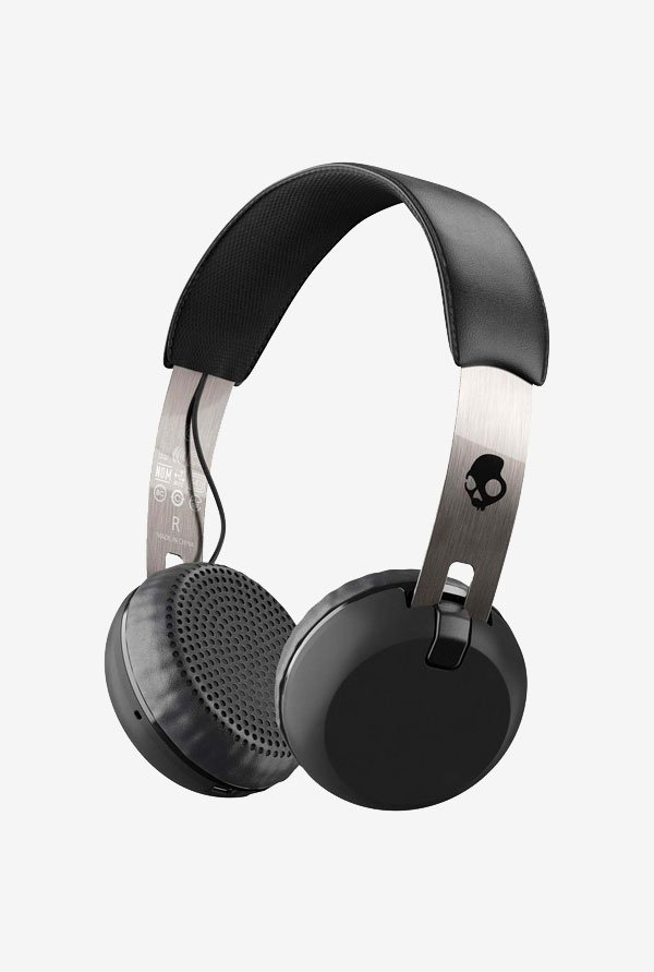 Skullcandy Grind S5GBW-J539 On Ear Bluetooth Headset