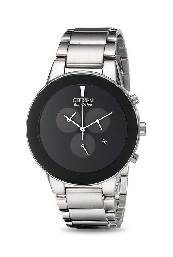 Citizen AT2240-51E Analog Black Dial Men's Watch