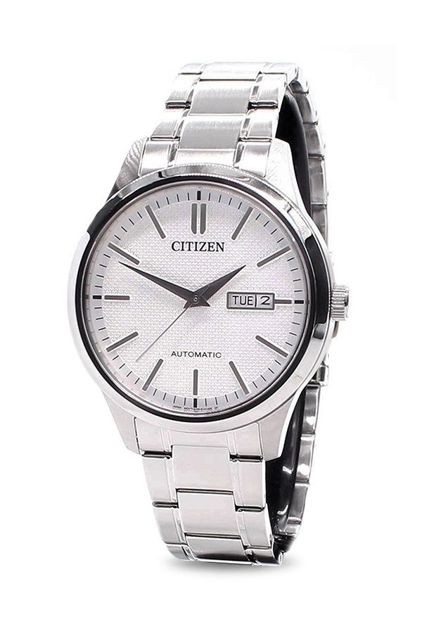 Citizen NH7520-56A Analog White Dial Men's Watch (NH7520-56A)