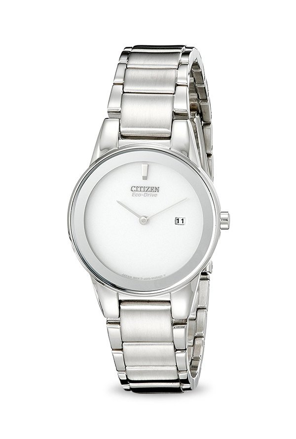 Citizen Eco-Drive GA1050-51A Axiom Stainless Steel Women's Watch