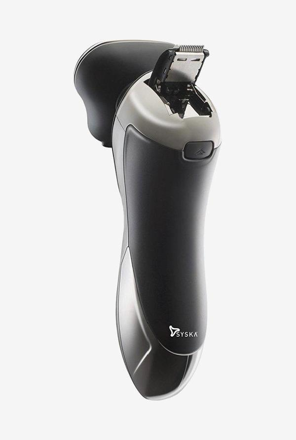 SYSKA SH966K AquaShave Shaver Black
