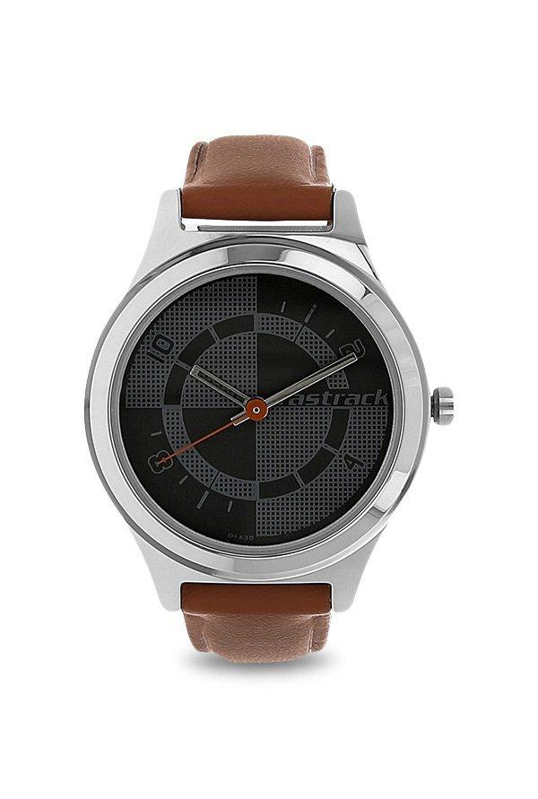 Fastrack 6152SL02 Analog Grey Dial Women's Watch (6152SL02)