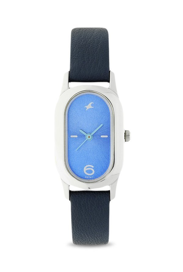 Fastrack 6126SL01 Blue Dial Women's Watch (6126SL01)