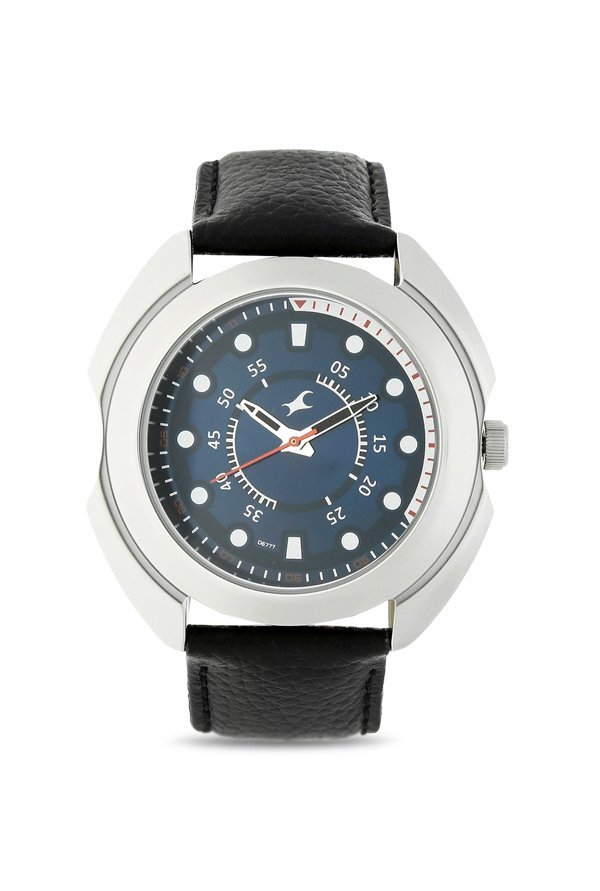 Fastrack NK3117SL04 Navy Analogue Men's Watch (NK3117SL04)