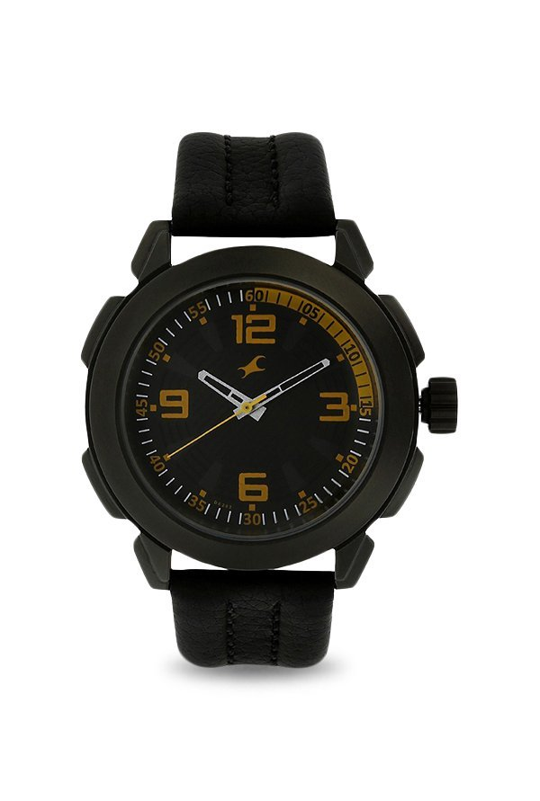 Fastrack 3130NL01 Analog Black Dial Men's Watch