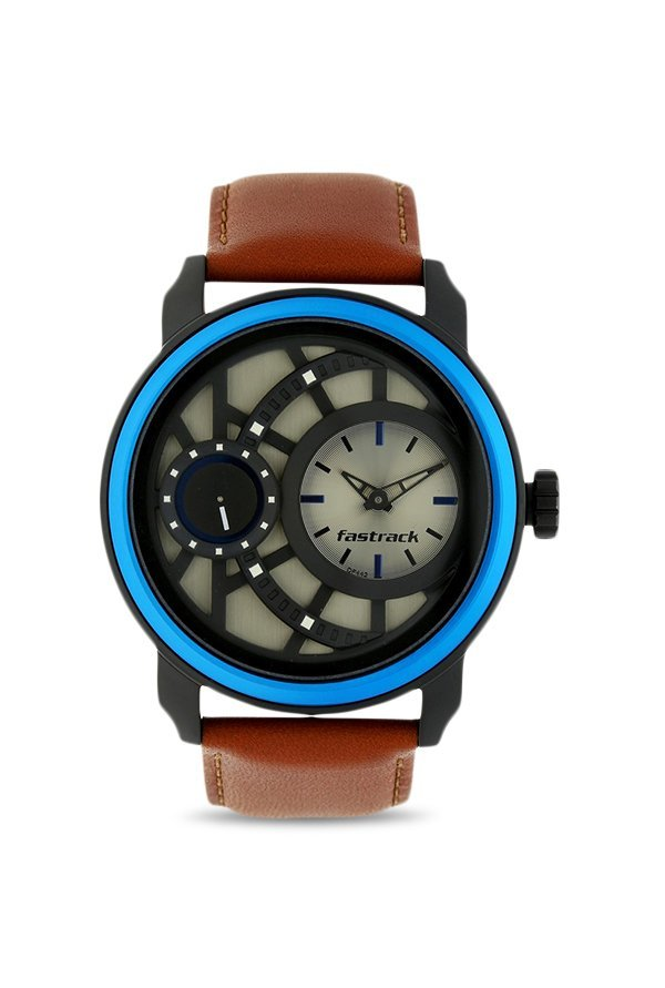 Fastrack 3147KL01 Mineral Cocktail Analog Men's Watch (3147KL01)