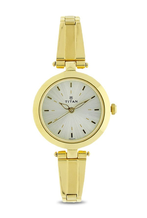 be216e145 Titan 2574YM01 Watch Online Buy at lowest Price in India (Analog Beige Dial Women s  Watch) Offers   Coupons