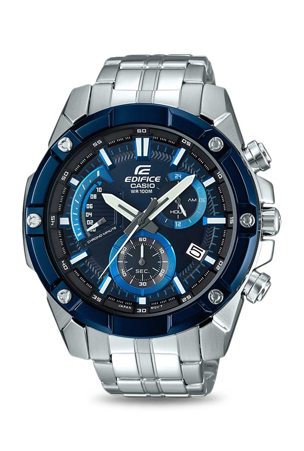 Casio Edifice EX396 (EFR-559DB-2AVUDF) Analog Blue Dial Men's Watch