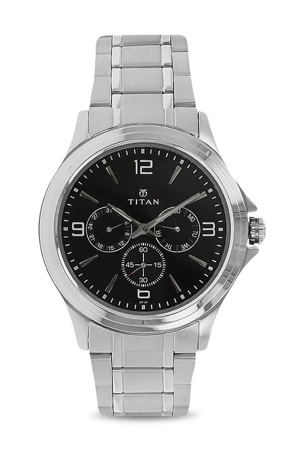 ecc5e6c78df Titan 1698SM01 Watch Online Buy at lowest Price in India (Analog ...
