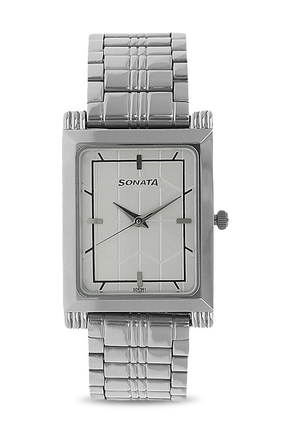 Sonata 77036SM02 Analog wedding Women's Watch