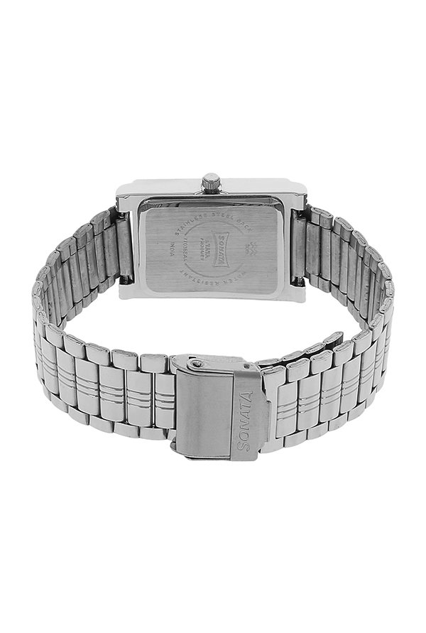 Sonata 77036SM02 Analog wedding Women's Watch (77036SM02)