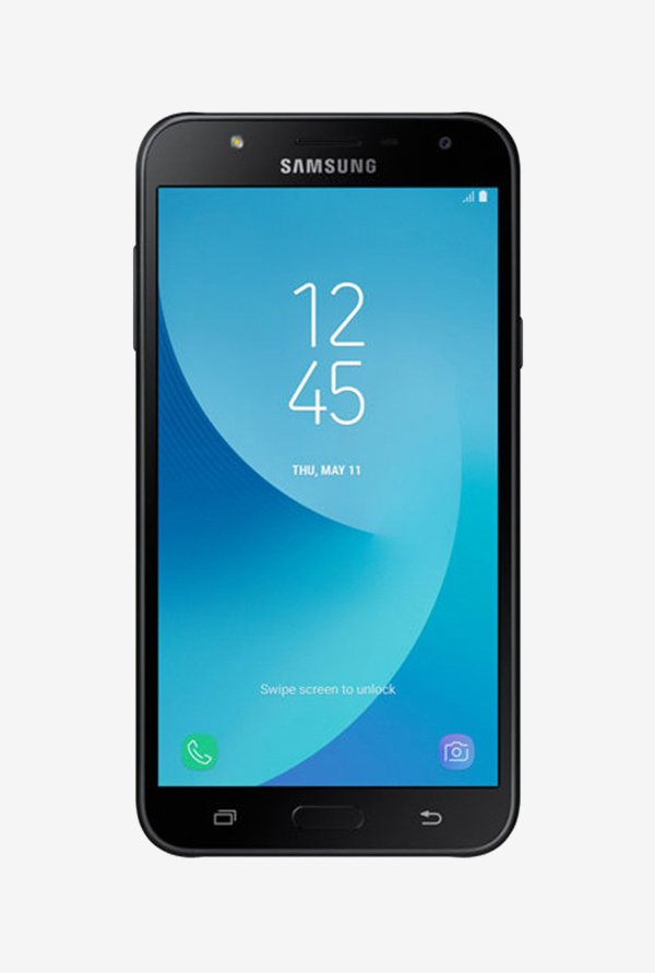 Samsung Galaxy J7 Nxt (Samsung SM-J701FZDYINS) 32GB Black Mobile