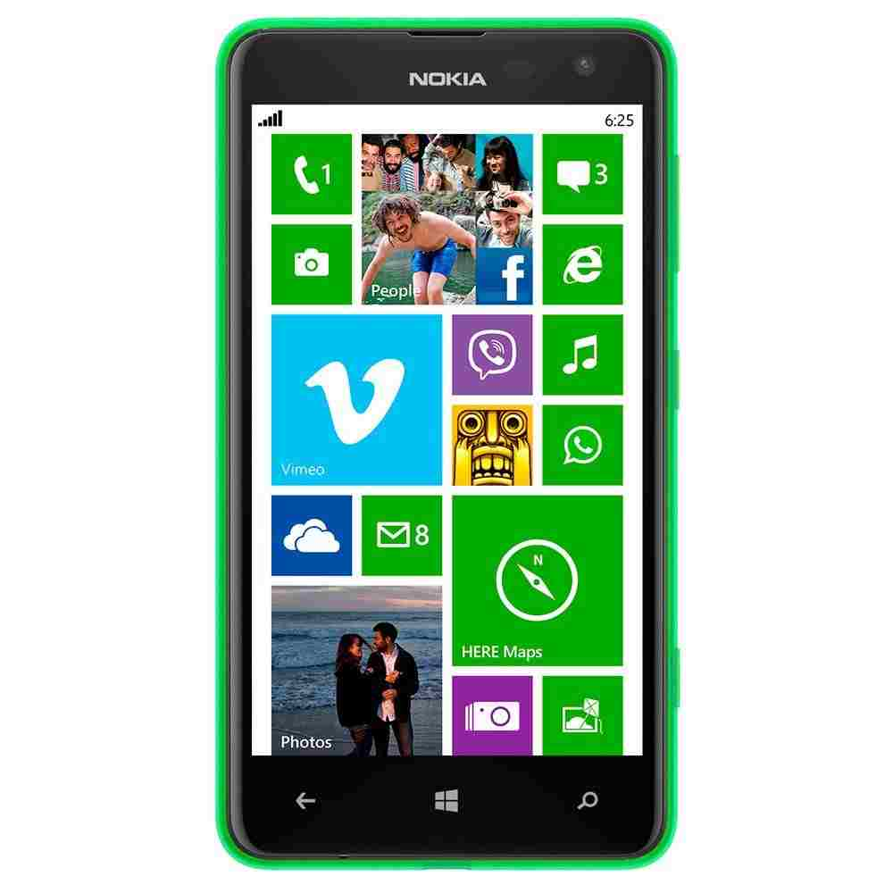 Nokia Lumia 625 Green Mobile