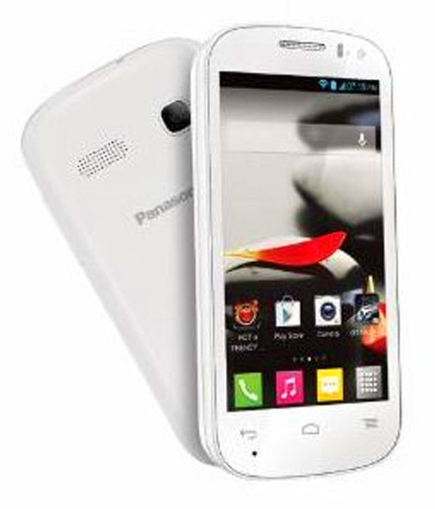 Panasonic T31 4 GB White Mobile